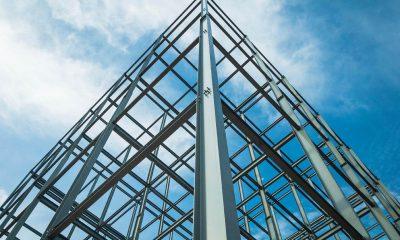 Zabezpieczenie ppoż konstrukcji stalowej