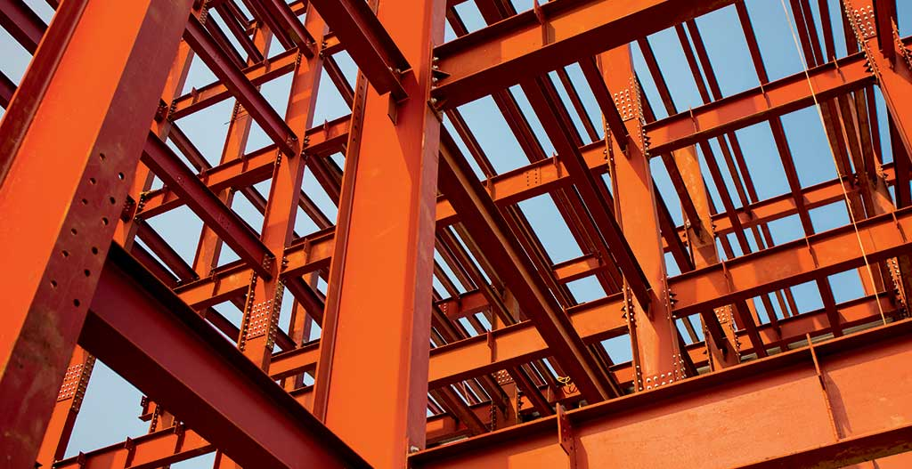 Zabezpieczenia ppoż stali konstrukcji stalowych