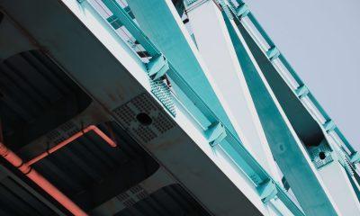 Zabezpieczenie antykorozyjne stali mostu