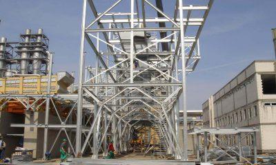 Budowa konstrukcji stalowej